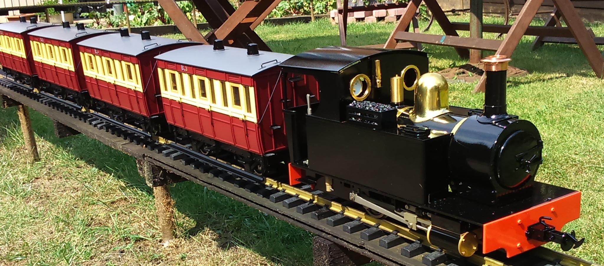 Garden Railways Limited gardenrailwayscouk