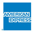We proudly accept American Express