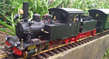 Garden Railways Limited - gardenrailways co uk