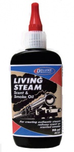 Living Steam Smoke Oil
