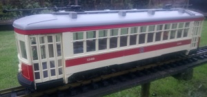 LGB Second hand 21382 New York Perley Thomas Streetcar