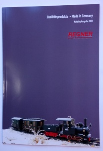 REGNER 2017 Catalogue
