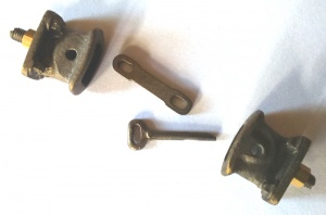 Funnel Couplings 25436 pair