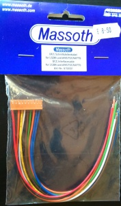 Massoth Interface Cable 8312062