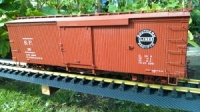 Bachmann Spectrum 88096 Southern Pacific Box Car