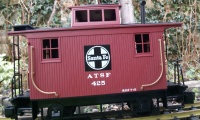 Bachmann Second hand Caboose