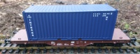 Piko 37728 CD Intrans Container wagon