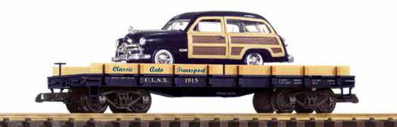 Piko 38723 Flat Wagon with woody