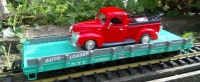 Piko 38752 NYC auto transporter with Ford tow truck