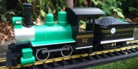 Bachmann Li'l Big hauler loco and tender