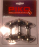 Piko 36163 Metal Wheelsets For 6 Wheeled Umbau Coaches
