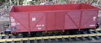 Piko 37941 High Side Wagon