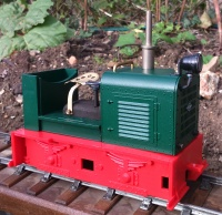 O&K Short Open Cab Diesel Kit