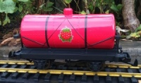 Thomas & Friends Raspberry syrup tanker