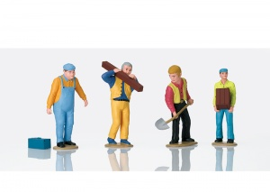 LGB 53005 Worker Figure Set