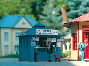 Piko 62021 Fred's Snack Bar