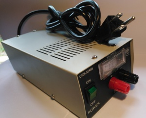 Crest CRE-55466 5amp Power Supply
