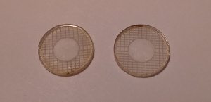 Regner 14mm Lamp Lenses 61520 (pair)