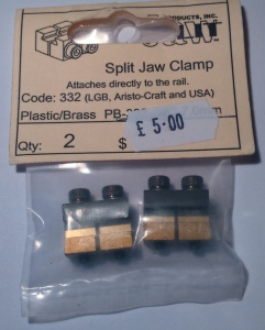 Split Jaw Insulated clamps 80312