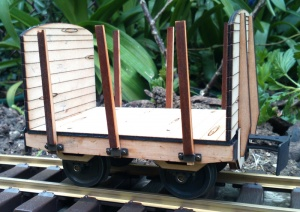 Stake Wagon Kit