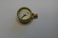 3/4'' Pressure Gauge 0-6bar or 1-80lb/in