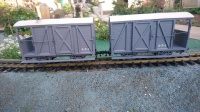 Accucraft W&L Brake Van R19-C