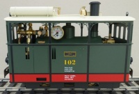 Regner 25580/1 Tram Nr; 102 'Paul' Kit or RTR