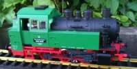 Piko 37201 BR80 0-6-0T Green Livery